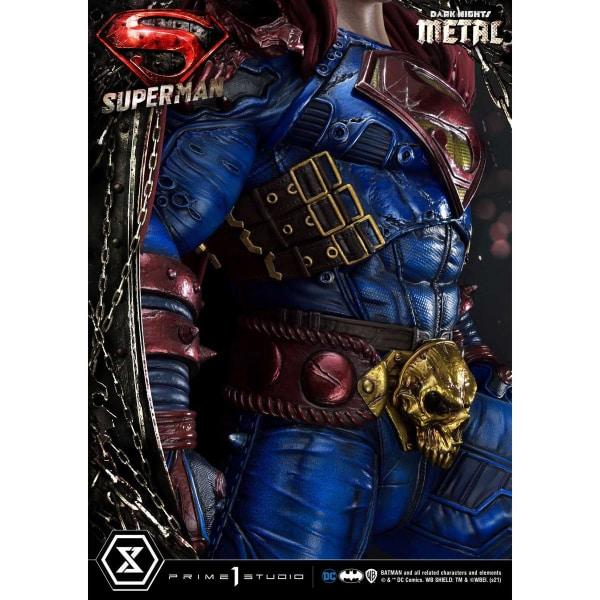 Prime 1 Studio: Dark Nights: Metal Superman Museum Masterline 1:3 Scale Statue