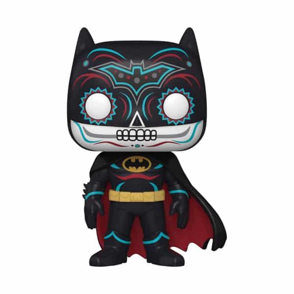 Dia de Los DC - Batman Funko Pop! Vinyl Figure