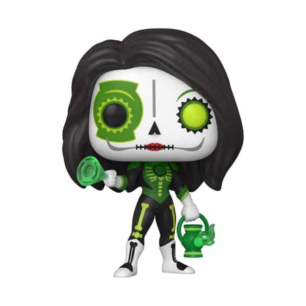 Dia de Los DC - Green Lantern (Jessica Cruz) Funko Pop! Vinyl Figure