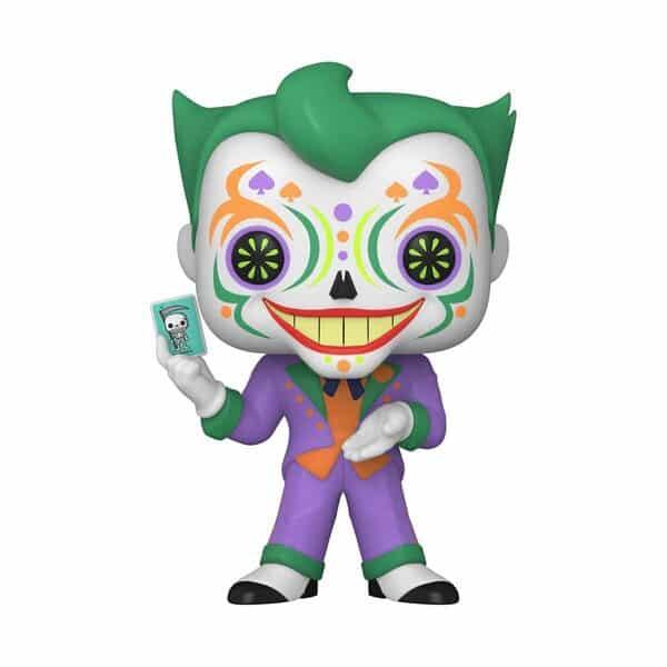 Dia de Los DC - Joker Funko Pop! Vinyl Figure