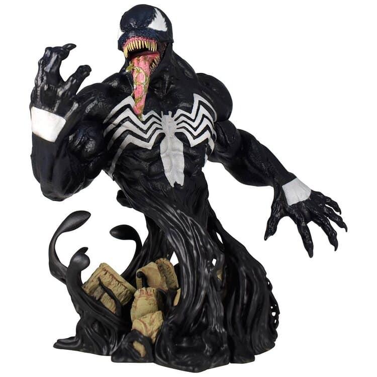 Diamond Select: Marvel Comics Venom 1:7 Scale Bust