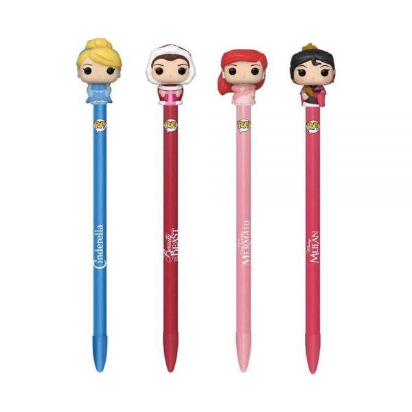 4 Disney Princess Pop! Pen