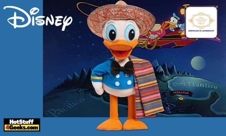 Disney Treasures from The Vault: Donald Plush - Amazon Exclusive
