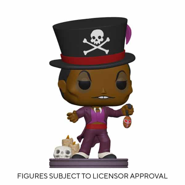 Disney Villains Doctor Facilier Pop! Vinyl Figure - Funkoween 2021