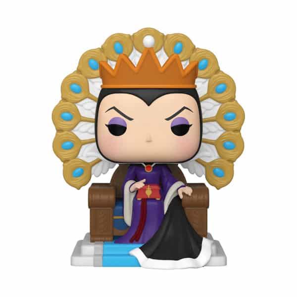 Disney Villains Evil Queen on Throne Deluxe Pop! Vinyl Figure - Funkoween 2021