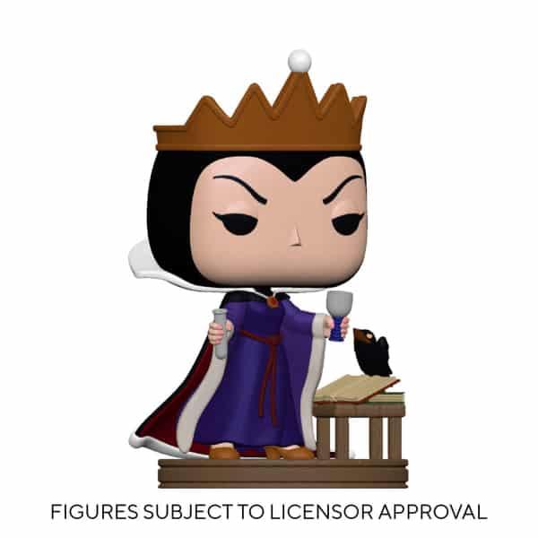 Disney Villains Queen Grimhilde Pop! Vinyl Figure - Funkoween 2021