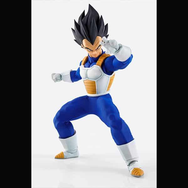 Bandai Tamashii Nations: Dragon Ball Z: Vegeta - Imagination Works Action Figure