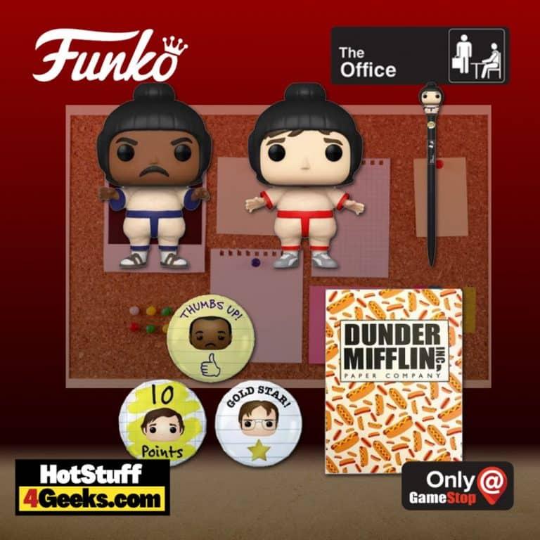 Funko Box: The Office 2020 Collector's Box - GameStop Exclusive