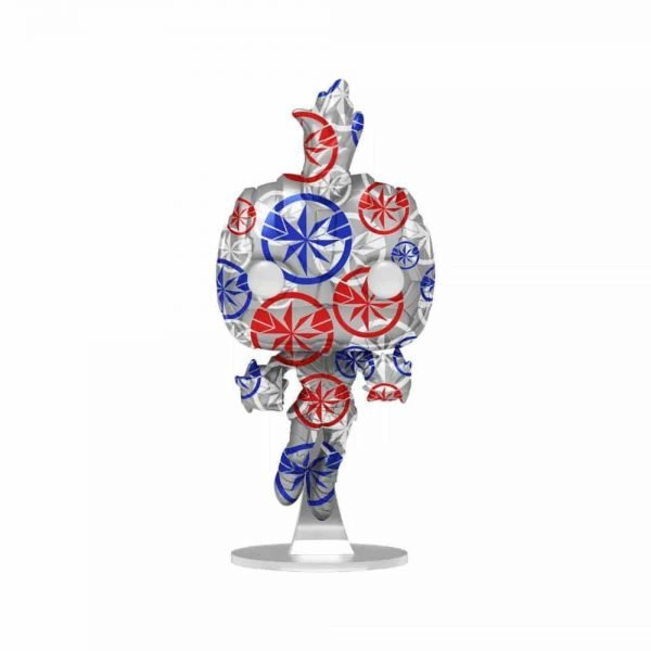 Funko POP! Artist Series: Marvel Patriotic Age - Captain Marvel Funko Pop! Vinyl Figure - Target Exclusive