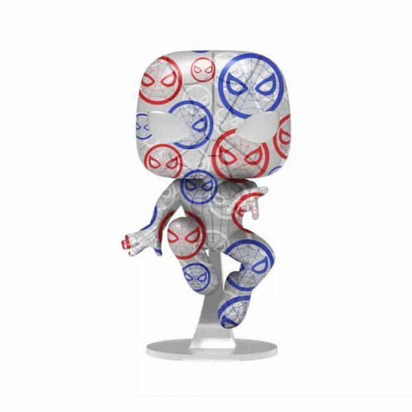 Funko POP! Artist Series: Marvel Patriotic Age - Spider-Man Funko Pop! Vinyl Figure - Target Exclusive
