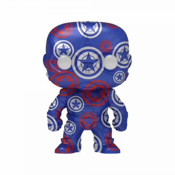 Funko POP! Collector's Box: Captain America Marvel Patriotic Age POP & Tee Funko Pop! Vinyl Figure - Target Exclusive