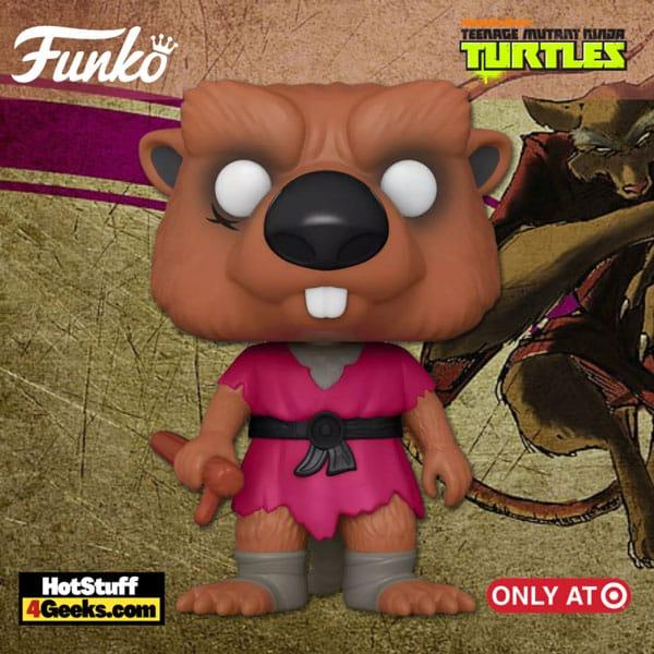 Funko POP! Retro Toys: Teenage Mutant Ninja Turtles (TMNT) - Splinter Funko Pop! Vinyl Figure - Target Exclusive