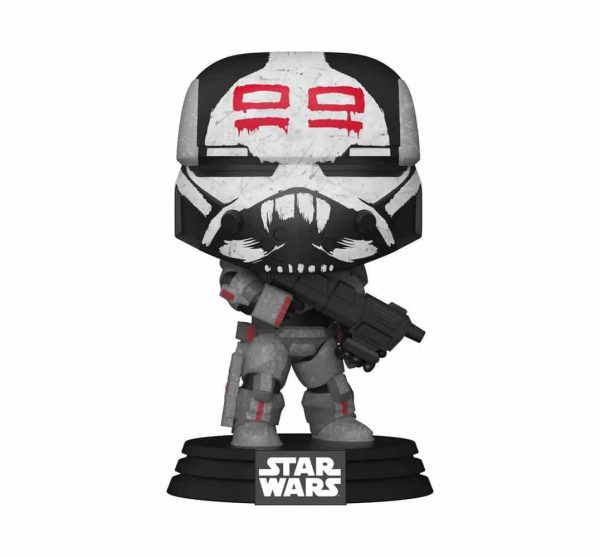 Funko POP! Star Wars The Bad Batch - Wrecker Funko Pop! Vinyl Figure