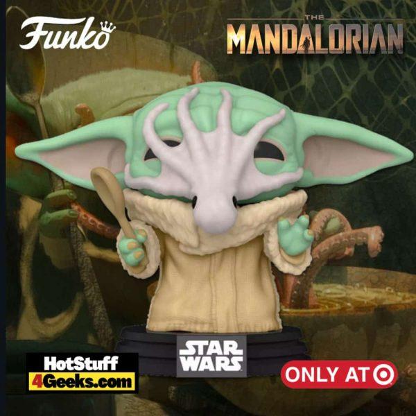 Funko POP! Star Wars: The Mandalorian - The Child (Soup Creature) Funko Pop! Vinyl Figure - Target Exclusive