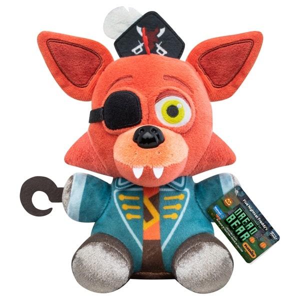 Funko Plush Five Nights at Freddy's Curse of Dreadbear - Captain Foxy Plush - Walmart Exclusive