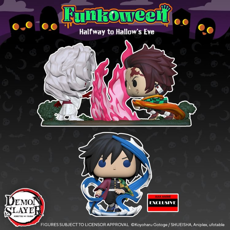 Funko Pop! Animation Demon Slayer - Funkoween 2021