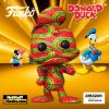 Funko Pop! Artist Series: Disney Treasures of The Vault - Donald Duck Funko Pop! Vinyl Figure - Amazon Exclusive