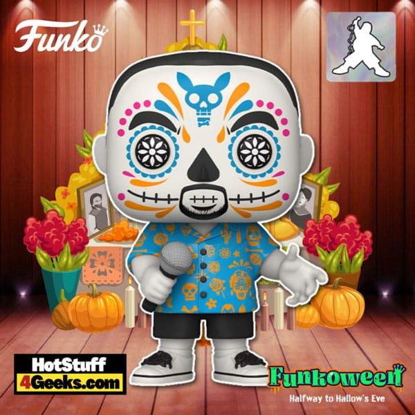 "Funko Pop! Comedians: Dia De Los ""Fluffy"" Muertos- Gabriel ""Fluffy"" Iglesias Funko Pop! Vinyl Figure - Fluffy Exclusive"