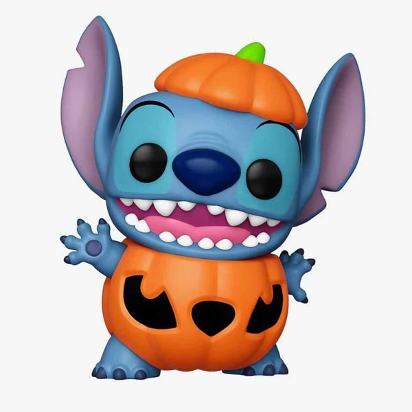 Funko Pop! Disney: Lilo and Stitch - Pumpkin Stitch Funko Pop! Vinyl Figure - Hot Topic Exclusive