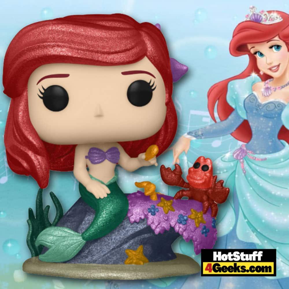Funko Pop! Disney Ultimate Princess Ariel Diamond Glitter Collection