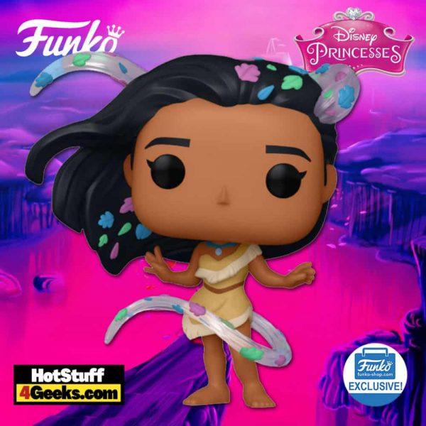 Funko Pop! Disney Ultimate Princess: Pocahontas Funko Pop! Vinyl Figure - Funko Shop Exclusive