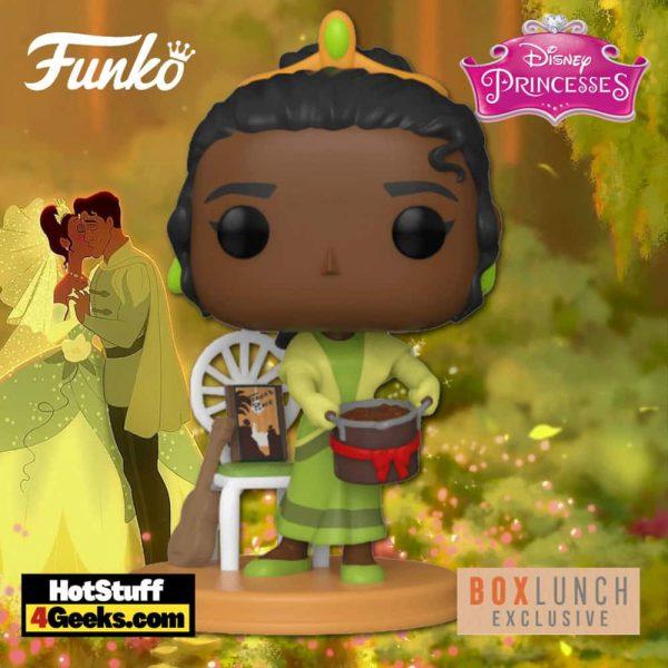 Funko Pop! Disney Ultimate Princess: Tiana Funko Pop! Vinyl Figure - BoxLunch Exclusive
