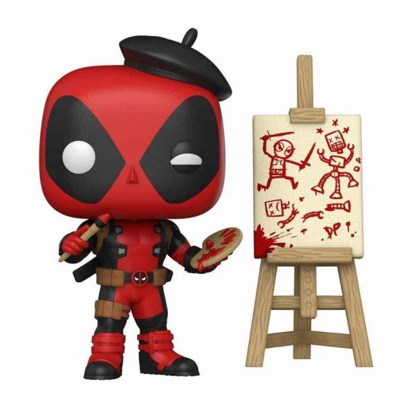 Funko Pop! Marvel: Deadpool Artist Funko Pop! Vinyl Figure - GameStop Exclusive