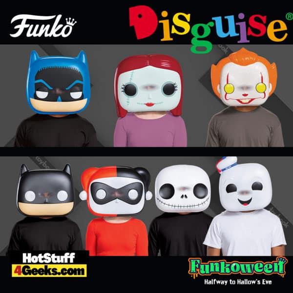 Funko Pop! Masks