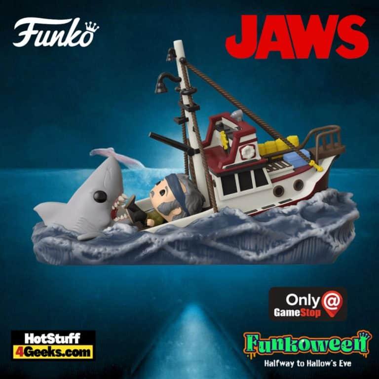 Funko Pop! Movie Moments: Jaws Funko Pop! Vinyl Figure - GameStop Exclusive