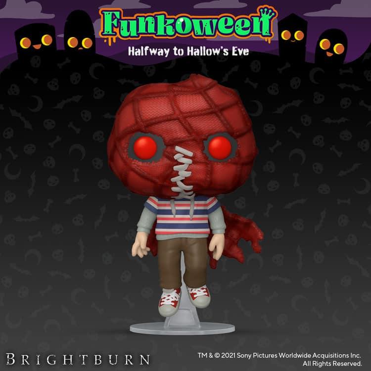 Funko Pop! Movies: Brightburn - Brandon Breyer Funko Pop! Vinyl Figure