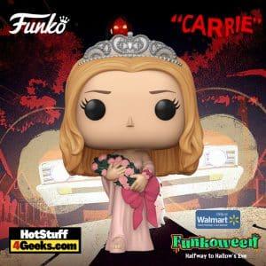 Funko Pop! Movies: Carrie - Carrie Funko Pop! Vinyl Figure - Walmart Exclusive - Funkoween 2021