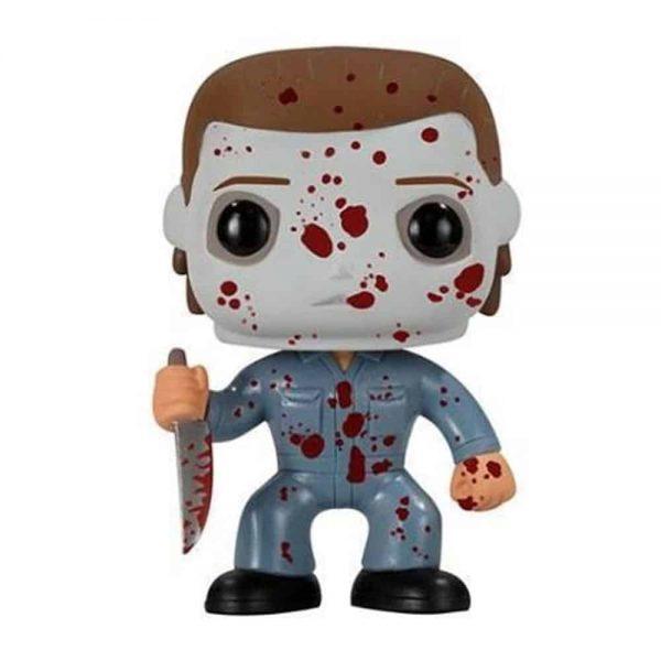 Funko Pop! Movies: Halloween - Michael Myers Blood Splatter Funko Pop! Vinyl Figure- Fye Exclusive