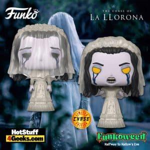 Funko Pop! Movies - The Curse of La Llorona: La Llorona With Chase Variant Funko Pop! Vinyl Figure