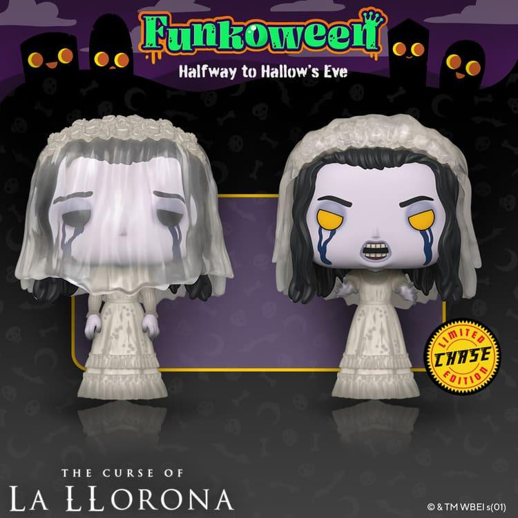 Funko Pop! Movies - The Curse of La Llorona: La Llorona Funko Pop! Vinyl Figure