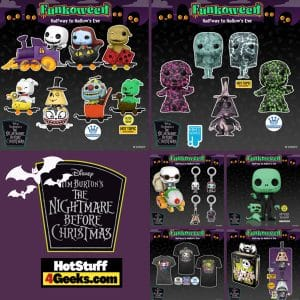 Funko Pop! Movies The Nightmare Before Christmas - Funkoween 2021