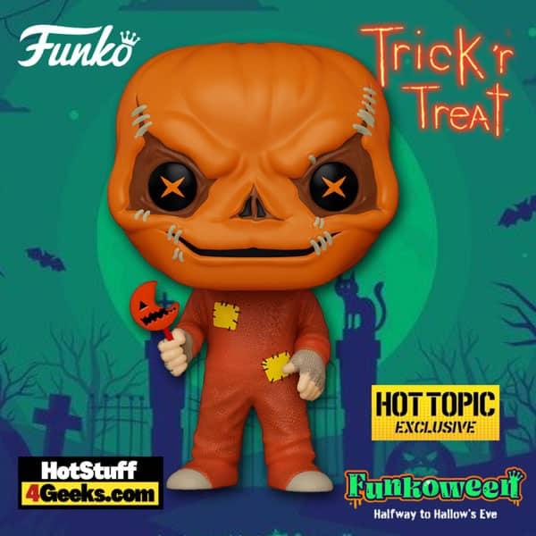 Funko Pop! Movies: Trick 'R Treat - Sam (Unmasked) Funko Pop! Vinyl Figure - Funkoween 2021