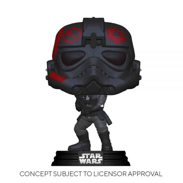 Funko Pop! Star Wars: Battlefront II  - Iden Versio (With Chase) Funko Pop! Vinyl Figure - GameStop Exclusive