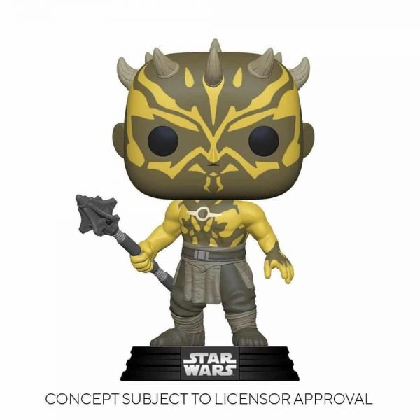 Funko Pop! Star Wars: Jedi Fallen Order - Nightbrother Funko Pop! Vinyl Figure - GameStop Exclusive