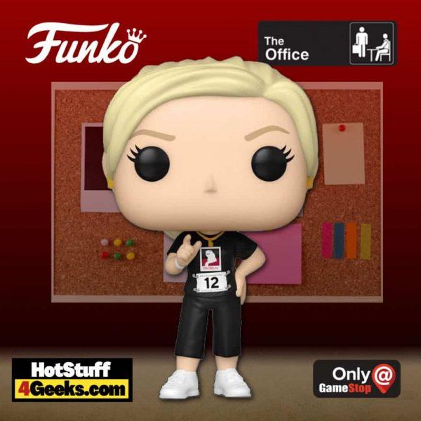 Funko Pop! Television: The Office - Angela Fun Run Funko Pop! Vinyl Figure - GameStop Exclusive