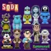 Funko Vinyl Soda – Evil Dead: Ash, Ghostbusters: Venkman, The Office: Dwight, The Nightmare Before Christmas: Harlequin Demon, The Nightmare Before Christmas: Barrel, Mickey Mouse: Vampire Mickey, Monsters Inc.: Sulley, Corpse Bride: Emily Vinyl, Scooby-Doo: Space Ghost, and Frankenstein Jr Soda Figures – Funkoween 2021