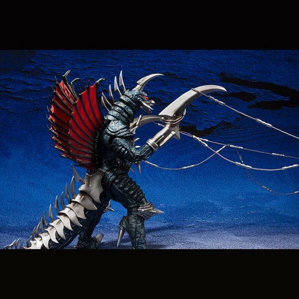 Bandai Tamashii Nations - S.H.MonsterArts: Godzilla Final Wars (2004): Gigan - Great Decisive Battle Ver. Action Figure