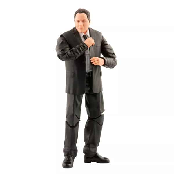 Hasbro: Marvel Legends - Happy Hogan and Iron Man Mark XXI 6-Inch Action Figures - Target Exclusive