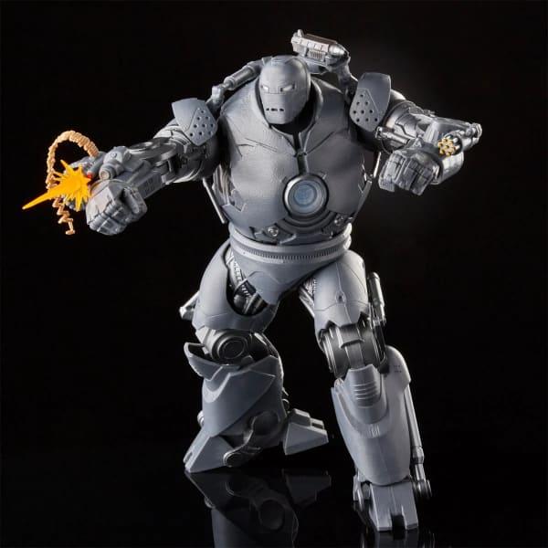 Hasbro: Marvel Legends Infinity Saga: Iron Man - Iron Monger 6-Inch Scale Action Figures