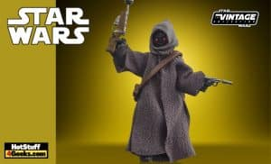 Hasbro Star Wars The Vintage Collection Offworld Jawa