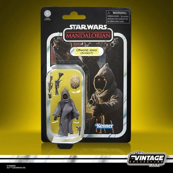 Hasbro Star Wars The Vintage Collection Offworld Jawa