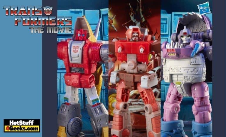Hasbro Transformers Studio Series 1986