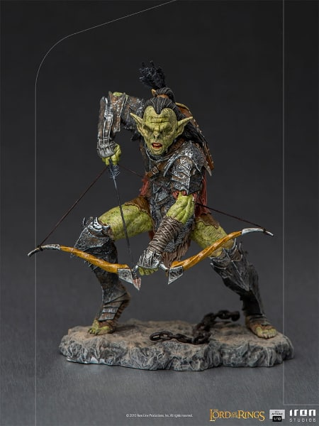 Iron Studios Lord of the Rings - Archer Orc BDS Art Scale 110 Statue
