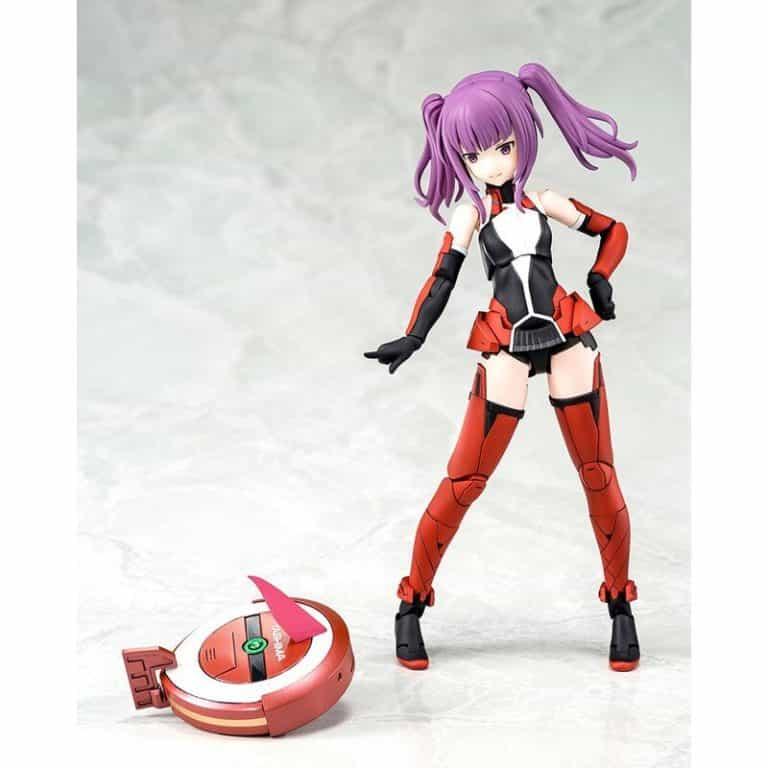 Kotobukiya Alice Gear Aegis - Ayaka Ichijo [Ei-Shun] Model Kit