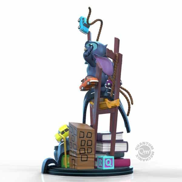 Quantum Mechanix: Lilo & Stich Visits San Francisco Q-Fig Max Elite