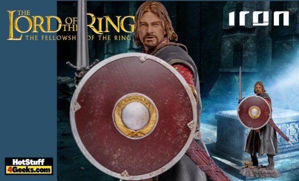 Iron Studios: Lord of the Rings - Boromir BDS Art Scale 1/10 Statue
